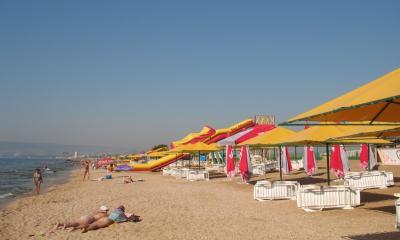 Фото Золотой пляж №167799