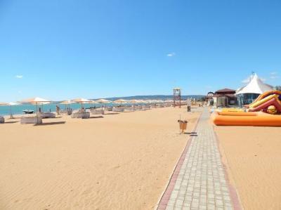 Фото Пляж Алые Паруса  №167819
