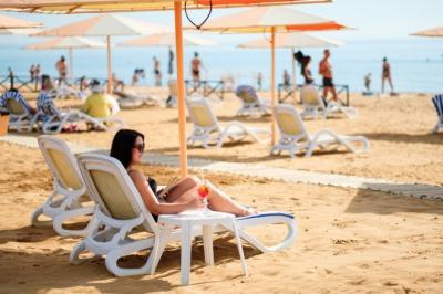 Фото Пляж Алые Паруса  №167821