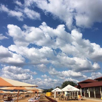 Фото Пляж Алые Паруса  №167822
