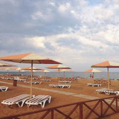 Фото Пляж Алые Паруса  №167826