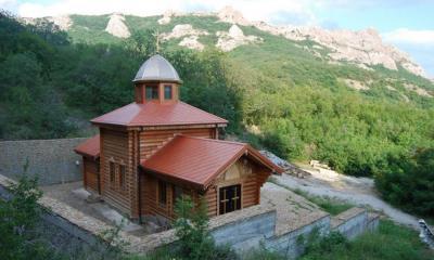 Фото обьекта Кизилташский мужской монастырь №218805