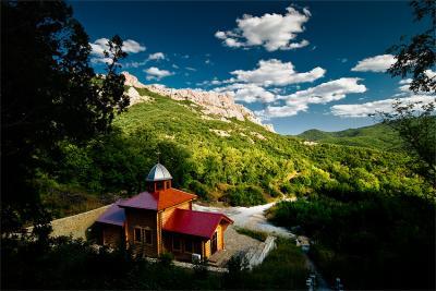Фото обьекта Кизилташский мужской монастырь №218808