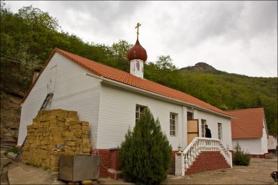Фото обьекта Кизилташский мужской монастырь №218809