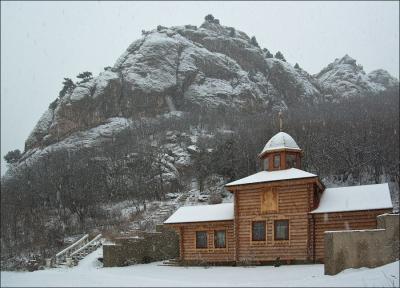 Фото обьекта Кизилташский мужской монастырь №218810