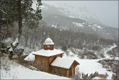 Фото обьекта Кизилташский мужской монастырь №218811
