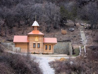 Фото обьекта Кизилташский мужской монастырь №218812