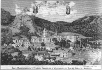 Фото обьекта Кизилташский мужской монастырь №218814