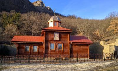 Фото обьекта Кизилташский мужской монастырь №218815