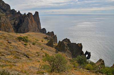 Фото обьекта Карадагский природный заповедник №219213