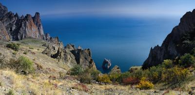 Фото обьекта Карадагский природный заповедник №219222