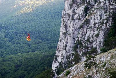 Фото обьекта Подъём на гору Ай-Петри №144901