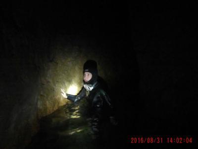 Фото обьекта Дайвинг в пещеру Федэля. №140577