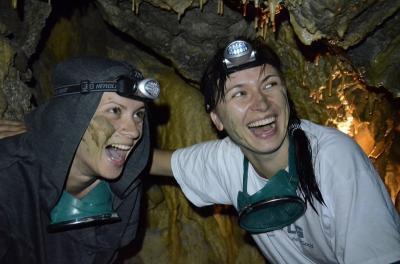 Фото обьекта Дайвинг в пещеру Федэля. №222224