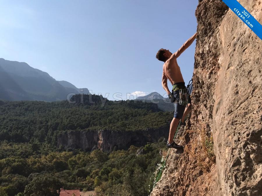 Восхождение на горы в Новом Свете