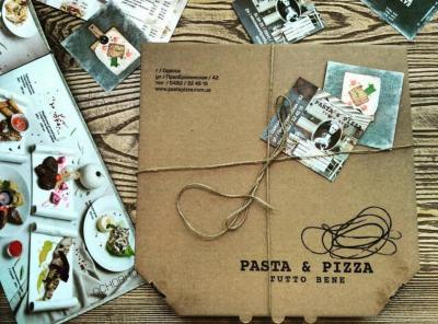 Фото обьекта Pasta & Pizza Преображенская №172157