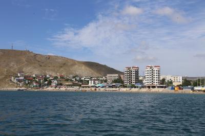 Фото обьекта Центральный пляж №215928