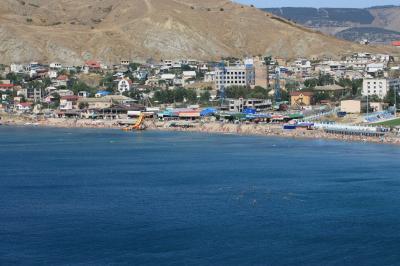 Фото обьекта Центральный пляж №215934