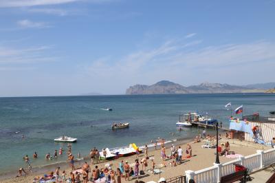 Фото обьекта Центральный пляж №215935