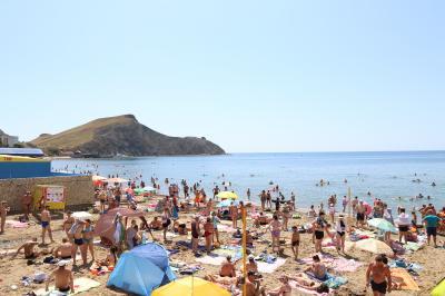 Фото обьекта Центральный пляж №216125