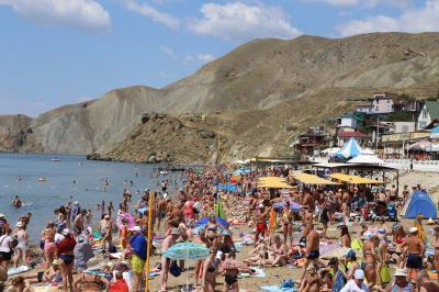 Фото обьекта Центральный пляж №216129