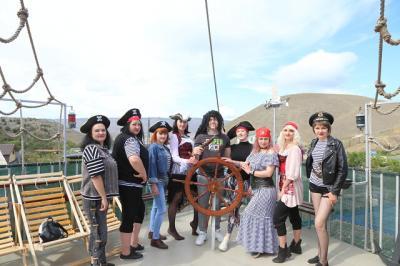 Фото обьекта Отдых на пиратском корабле №211394