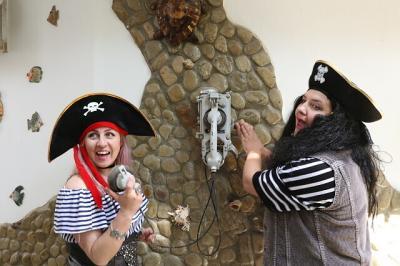Фото обьекта Отдых на пиратском корабле №211396