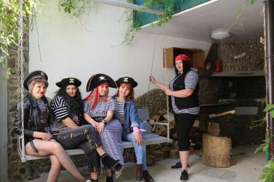 Фото обьекта Отдых на пиратском корабле №211397