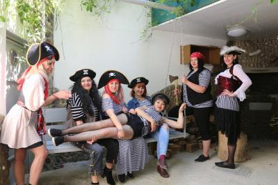 Фото обьекта Отдых на пиратском корабле №211398