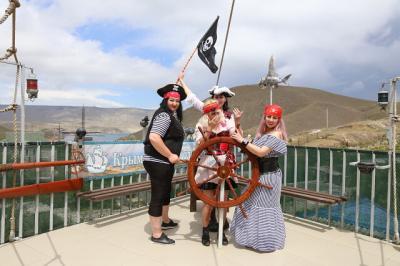 Фото обьекта Отдых на пиратском корабле №211410