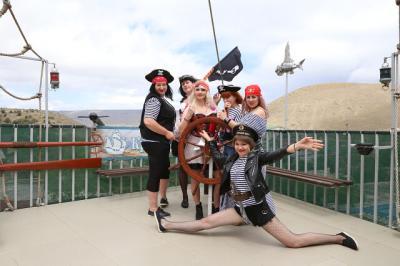 Фото обьекта Отдых на пиратском корабле №211411