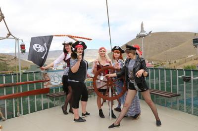Фото обьекта Отдых на пиратском корабле №211412