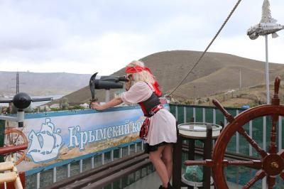 Фото обьекта Отдых на пиратском корабле №211415