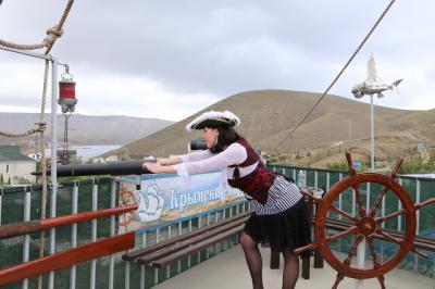 Фото обьекта Отдых на пиратском корабле №211417