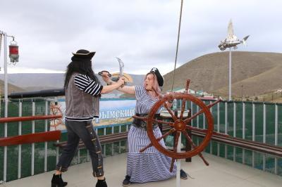 Фото обьекта Отдых на пиратском корабле №211419