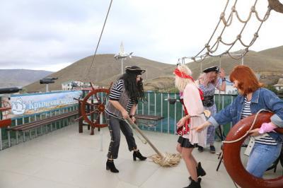 Фото обьекта Отдых на пиратском корабле №211420