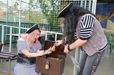 Фото обьекта Отдых на пиратском корабле №211422