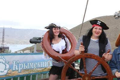 Фото обьекта Отдых на пиратском корабле №211424