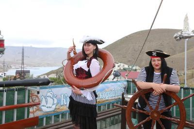 Фото обьекта Отдых на пиратском корабле №211425