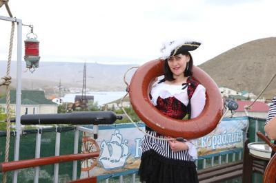 Фото обьекта Отдых на пиратском корабле №211426