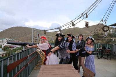 Фото обьекта Отдых на пиратском корабле №211429