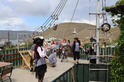 Фото обьекта Отдых на пиратском корабле №211430
