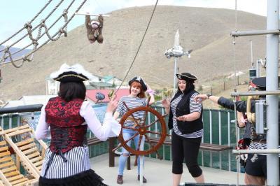 Фото обьекта Отдых на пиратском корабле №211432