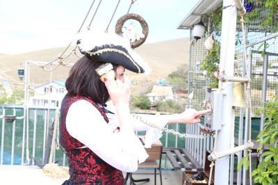 Фото обьекта Отдых на пиратском корабле №211433