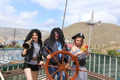 Фото обьекта Отдых на пиратском корабле №211439