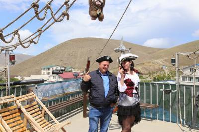Фото обьекта Отдых на пиратском корабле №211443