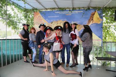 Фото обьекта Отдых на пиратском корабле №211444