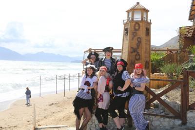 Фото обьекта Отдых на пиратском корабле №211446