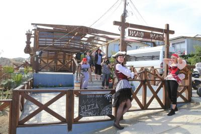 Фото обьекта Отдых на пиратском корабле №211447