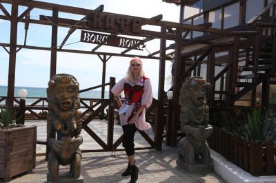 Фото обьекта Отдых на пиратском корабле №211450